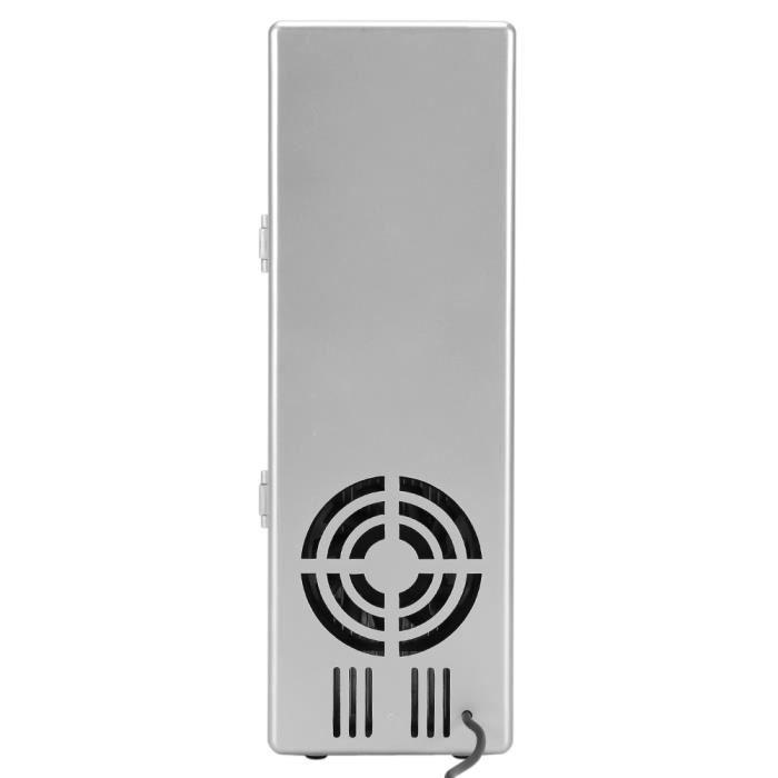 Mini Réfrigérateur du Voiture USB Portable Congélateur Canettes Boisson Refroidisseur de Bière Refroidisseur Voiture de Voyage -HAN5