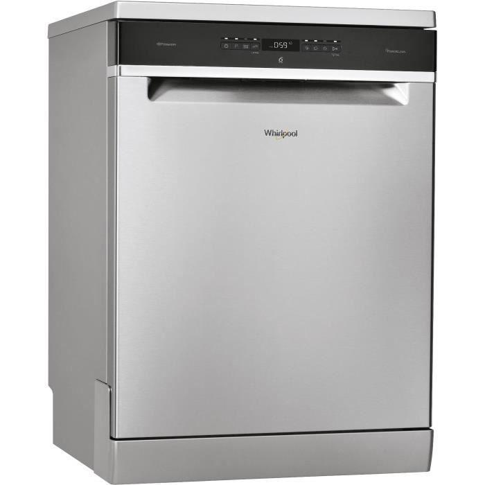 Lave vaisselle 60 cm WFO 3033 DX
