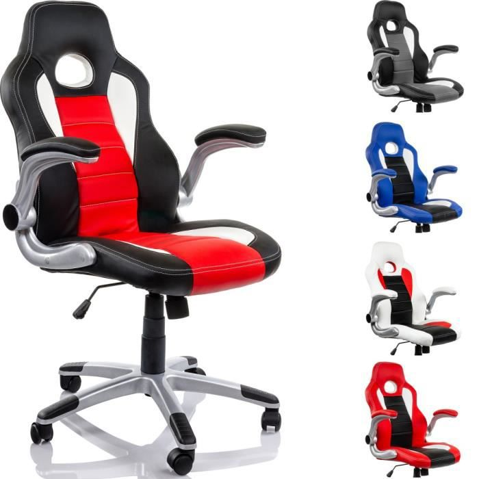 chaise de bureau racing