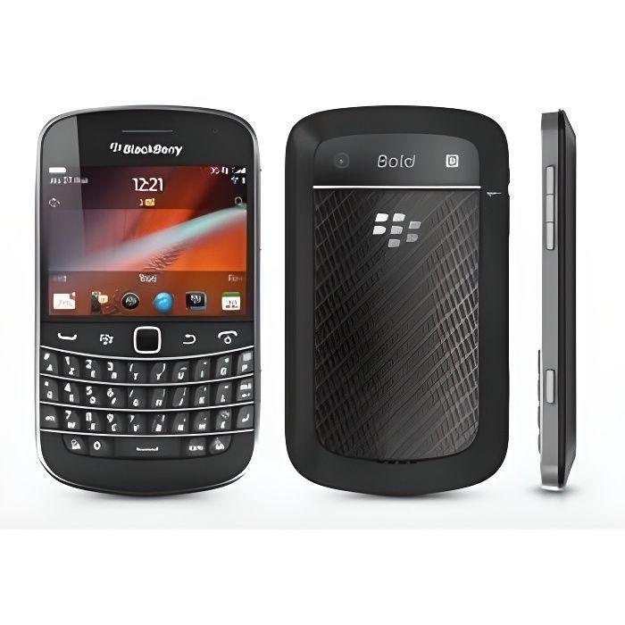 Téléphone portable Blackberry Bold 9900