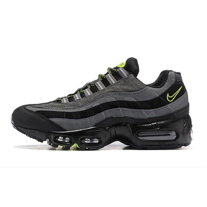 newest bedb3 a3a16 BASKET HOMME NIKE AIR MAX 95 BASKETS CHAUSSURES DE COURSE