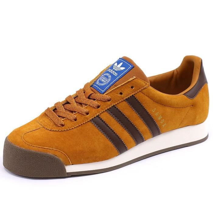 adidas marron homme chaussure