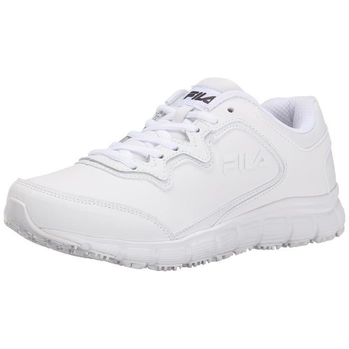 coupon codes buy good running shoes Fila Chaussures de travail résistant au glissement PFDCD