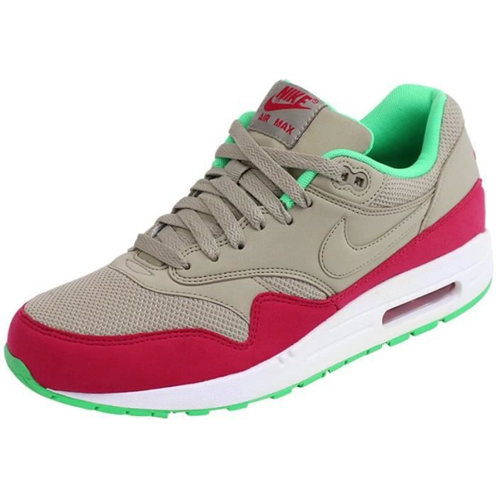 Chaussures Air Max 1 Essential Homme Nike Baskets