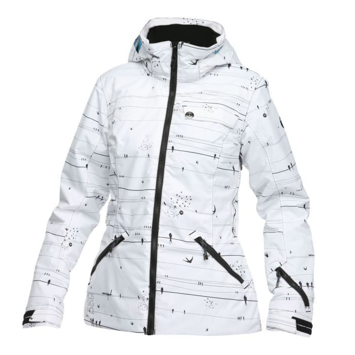 rossignol veste de ski sleet pr femme achat vente blouson manteau rossignol veste de ski. Black Bedroom Furniture Sets. Home Design Ideas