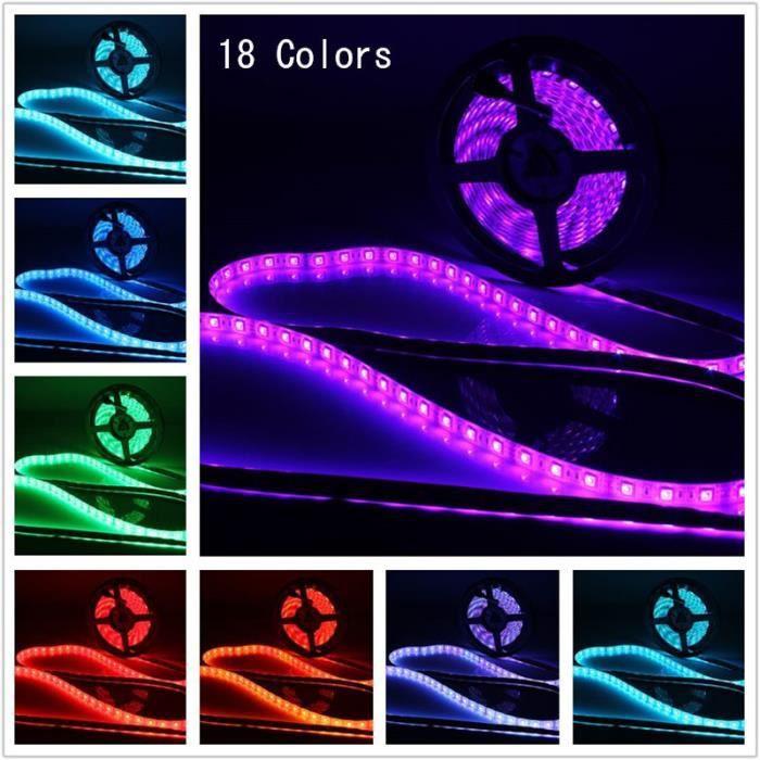 EL Lumière Barre ambiance éclairage ALLUME-CIGARE Neon Bleu Rouge Blanc BMW