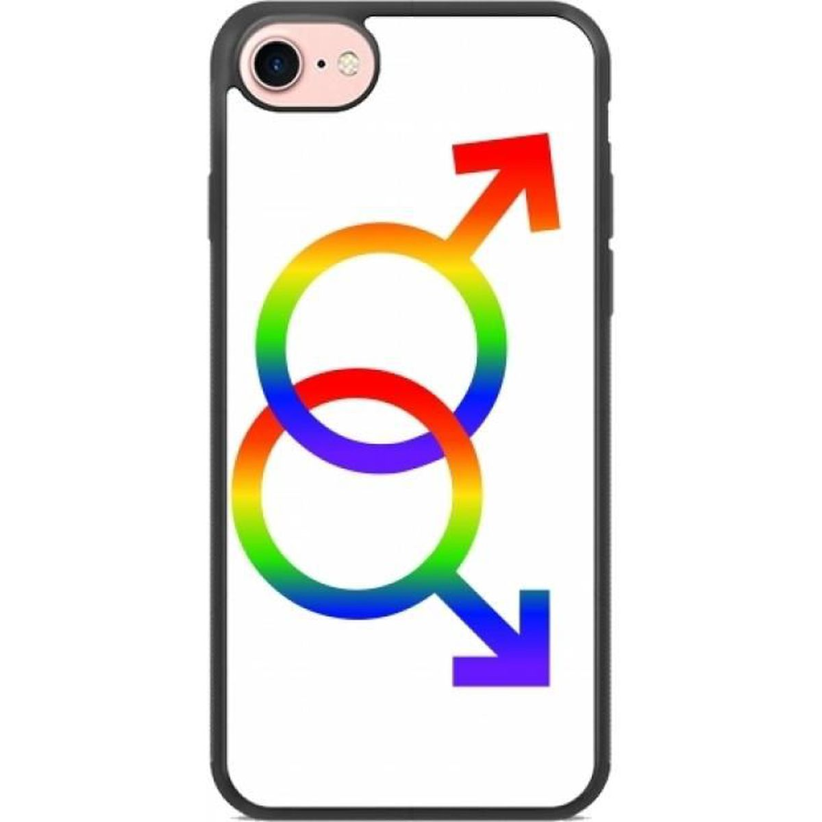 coque iphone 7 lgbt