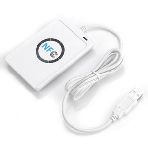 DISQUE DUR EXTERNE Lecteur De Carte à Puce Enregistreur RFID NFC d'IC