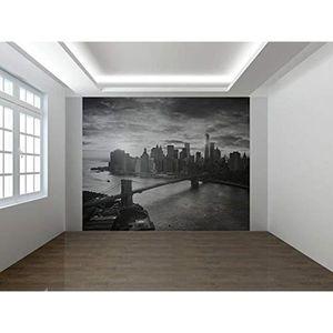 37609749 New York City Manhattan Photo trou en Autocollant Mural Papier Peint