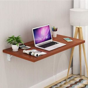 TABLE À MANGER SEULE L&WB Tableaux Murale Table Murale Table Pliante Or