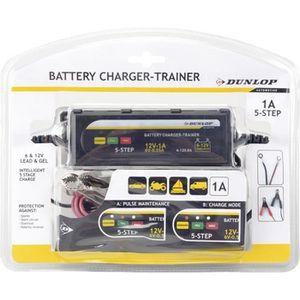 CHARGEUR DE BATTERIE Chargeur batterie voiture, moto, bateau, camion