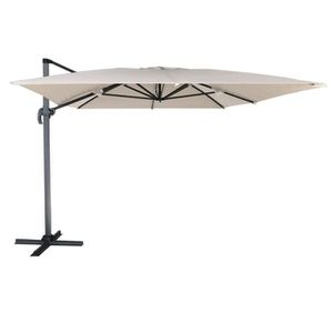 parasol rectangulaire 3x4m achat vente parasol. Black Bedroom Furniture Sets. Home Design Ideas