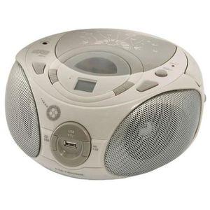 RADIO CD CASSETTE Metronic 477114, Numérique, AM,FM, Lecteur, CD-R,C