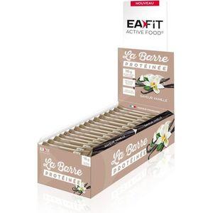 PACK NUTRITION SPORTIVE EAFIT LA BARRE PROTÉINÉE - Vanille -