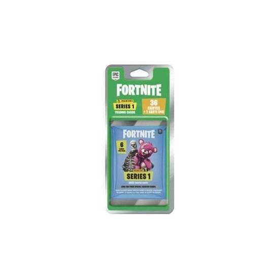 30 cartes PANINI Fortnite trading cards 2019-1 Classeur 5 Booster
