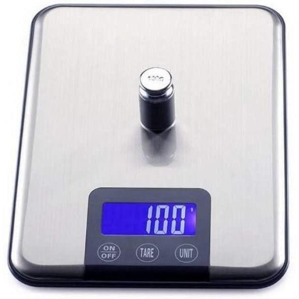 Pèse-personne mécaniques NMDCDH 1G écran Tactile Balance de Cuisine numérique Gros Aliments diète Balance de Poids balan 645203