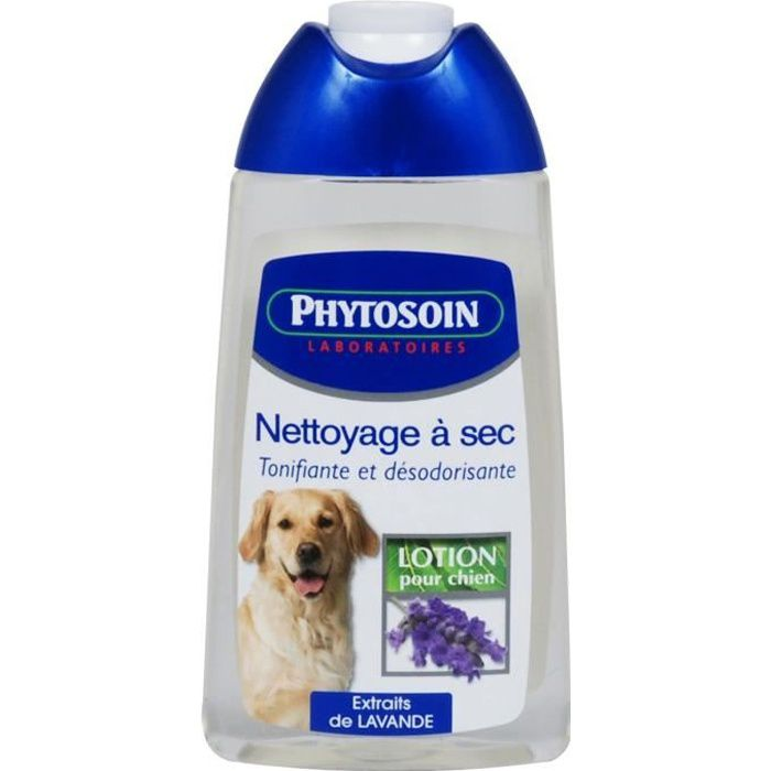 PHYTOSOIN lotion nettoyage à sec 250 ml chiens