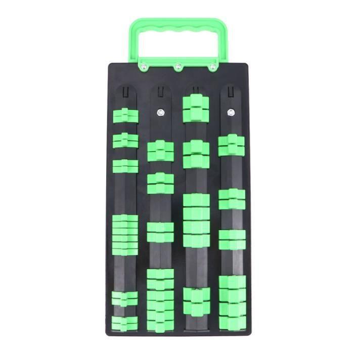Support de clés à douille de conteneur de stockage simple 1pc pour adultes à l'intérieur TOURNEVIS
