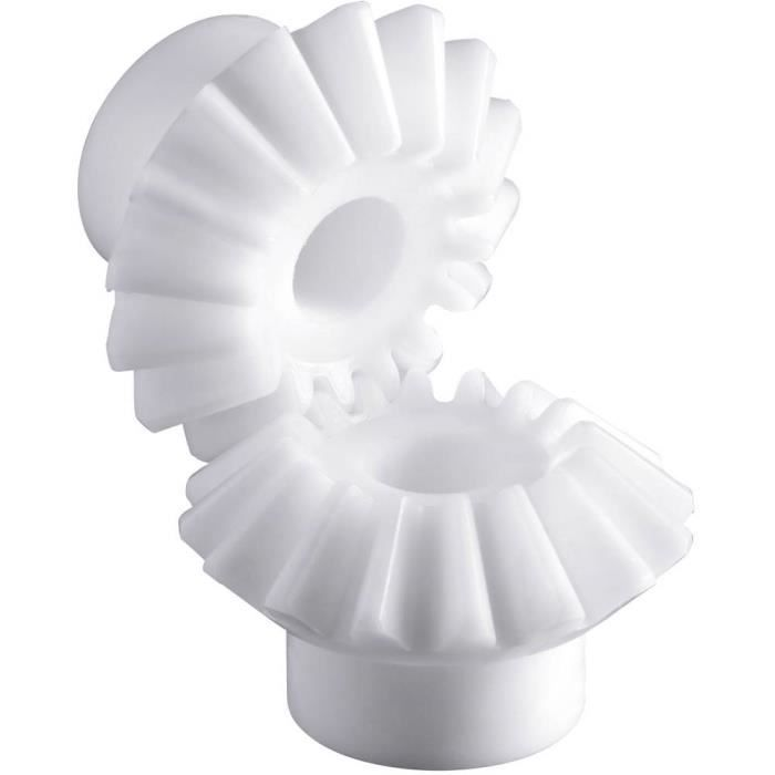Roue conique en polyacétal Reely Type de module: 0.5 Nombre de dents: 16, 16 1 paquet(s)