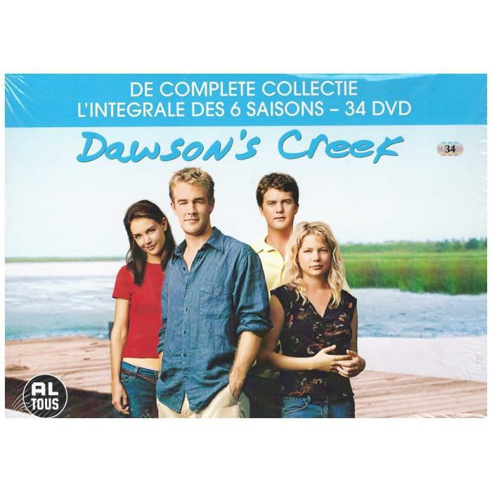 Dawson Creek - Integrale des Saisons 1 à 6 (DVD)