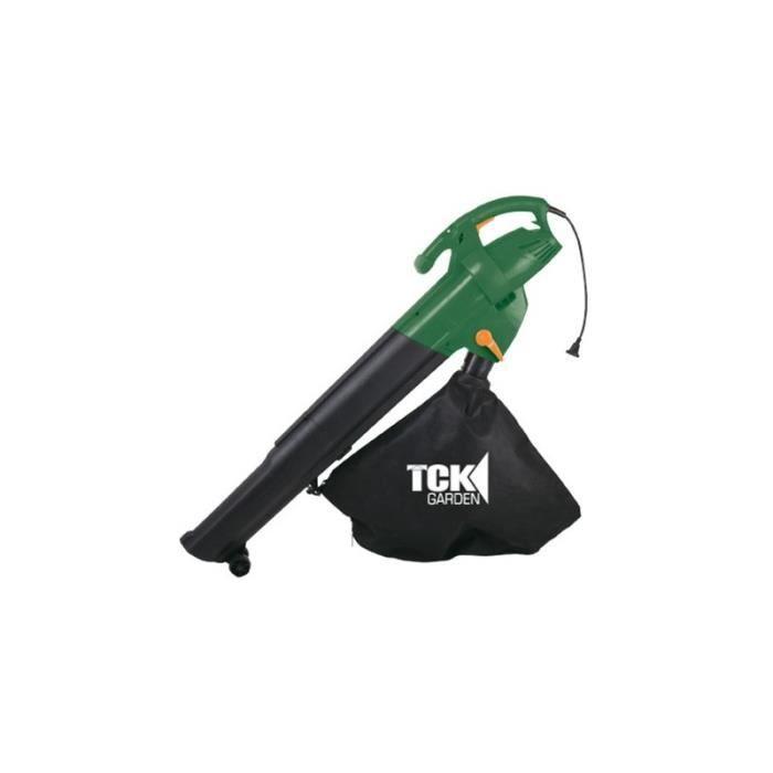 TCK Aspirateur souffleur broyeur 3000 W - ASBE3000
