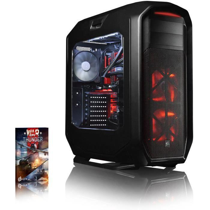 Vibox Species X Rl580 435 Pc Gamer Ordinateur avec Jeu Bundle (4,3Ghz Intel i5 6 Core Processeur, Asus Strix Radeon Rx 580 Carte Gra