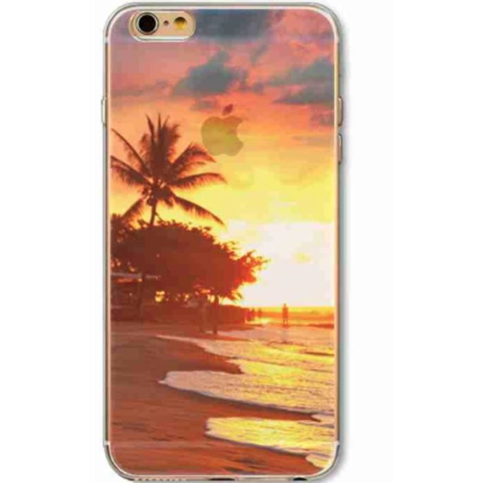 coque iphone 5 palmier