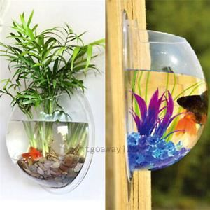 D co aquarium boule for Aquarium en boule