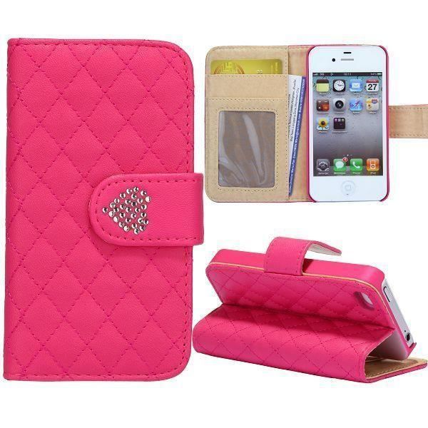 Coque etui housse iphone 4 4s cuir portefeuille achat for Housse iphone 4 cuir