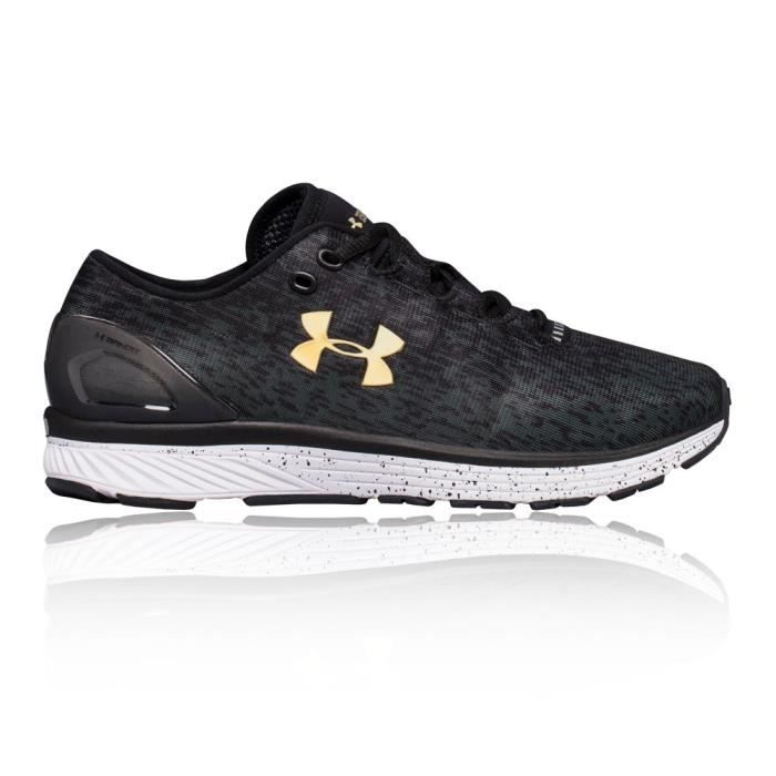 58ba0560ed6d75 Under Armour Femmes Charged Bandit 3 Ombre Chaussures De Course À Pied Sport