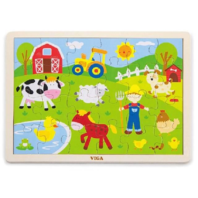 Ravensburger Peppa Pig 24 Piece Giant Floor Jigsaw Puzzle