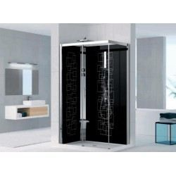 Cabine de douche holiday crystal 2 2p 120x80 achat vente cabine de douche - Notice cabine de douche ...