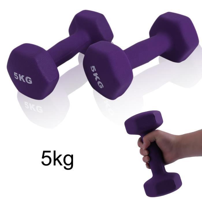 poids musculation femme