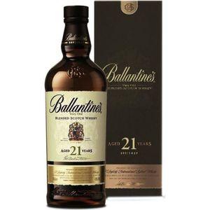WHISKY BOURBON SCOTCH Ballantine's 21 ans (70cl)