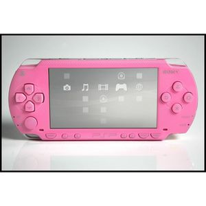 CONSOLE PSP CONSOLE SONY PSP BASIC PACK PINK