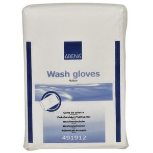 GANT MEDICAL - DOIGTIER GANTS DE TOILETTE JETABLES COUSUS (50)