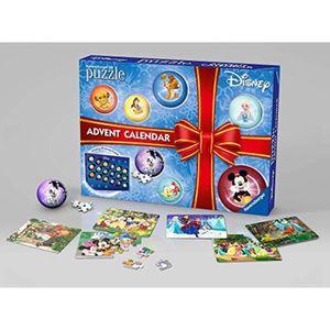 Calendrier de l'avent Calendrier De L'Avent TV7FU 3D Puzzle 11676 Disney