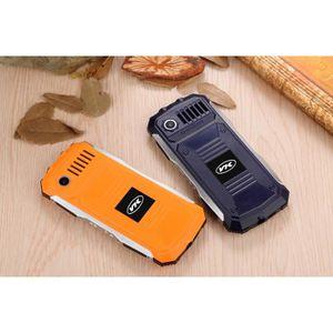 Téléphone portable Téléphone Portable Pierre V3S Specs étanche antich