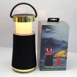 ENCEINTE NOMADE Enceinte Multifonction unique LED haut-parleur sté