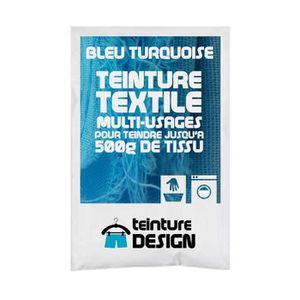 TEINTURE TEXTILE Teinture textile de couleur BLEU