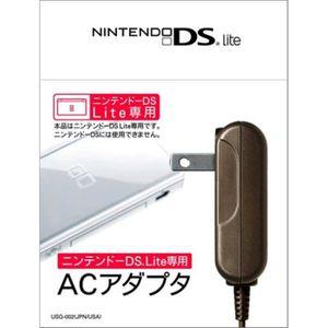 CÂBLE JEUX VIDEO Jeux vidéo Adaptateur secteur pour Nintendo DS Lit