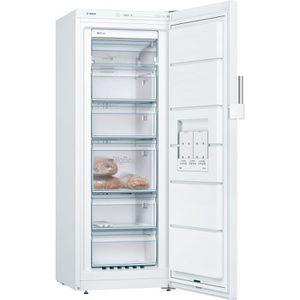 CONGÉLATEUR PORTE Congélateur armoire 60cm 200l nofrost a++ blanc -