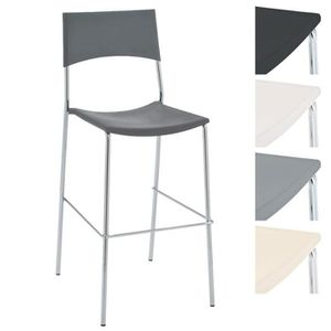 tabouret plastique empilable achat vente tabouret plastique empilable pas cher cdiscount. Black Bedroom Furniture Sets. Home Design Ideas