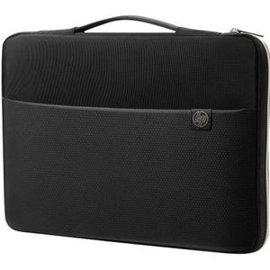 SAC À DOS INFORMATIQUE HP 17.3'' Carry Sleeve Black/Gold