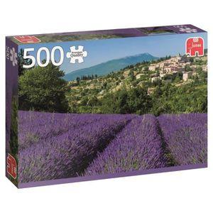 PUZZLE Puzzle 500 Pièces - PROVENCE, AUREL - Jumbo