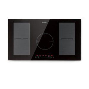 PLAQUE INDUCTION Klarstein Delicatessa 90 Flex Table de cuisson à i