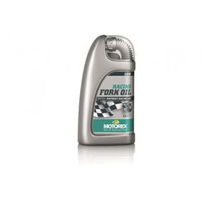 HUILE DE FOURCHE Huile de fourche MOTOREX Racing Fork Oil 15W 1L
