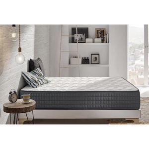 MATELAS Matelas VISCO-GRAPHENE 160x200 cm à mémoire de for