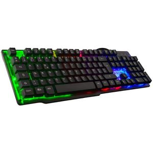 CLAVIER D'ORDINATEUR THE G-LAB Clavier Gaming KEYZ-NEON - Rétroéclairé
