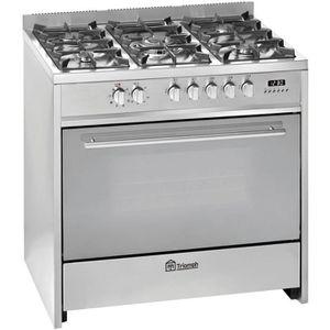 CUISINIÈRE - PIANO TRIOMPH TME906GXA cuisinière gaz